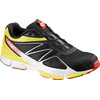 Salomon M's X-Scream 3D Shoes Black/Yellow/Radiant Red